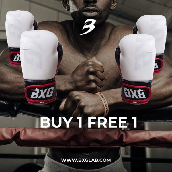 BUY 1 FREE 1 - BXG Boxing Gloves Carbon Edition  - BXGLAB
