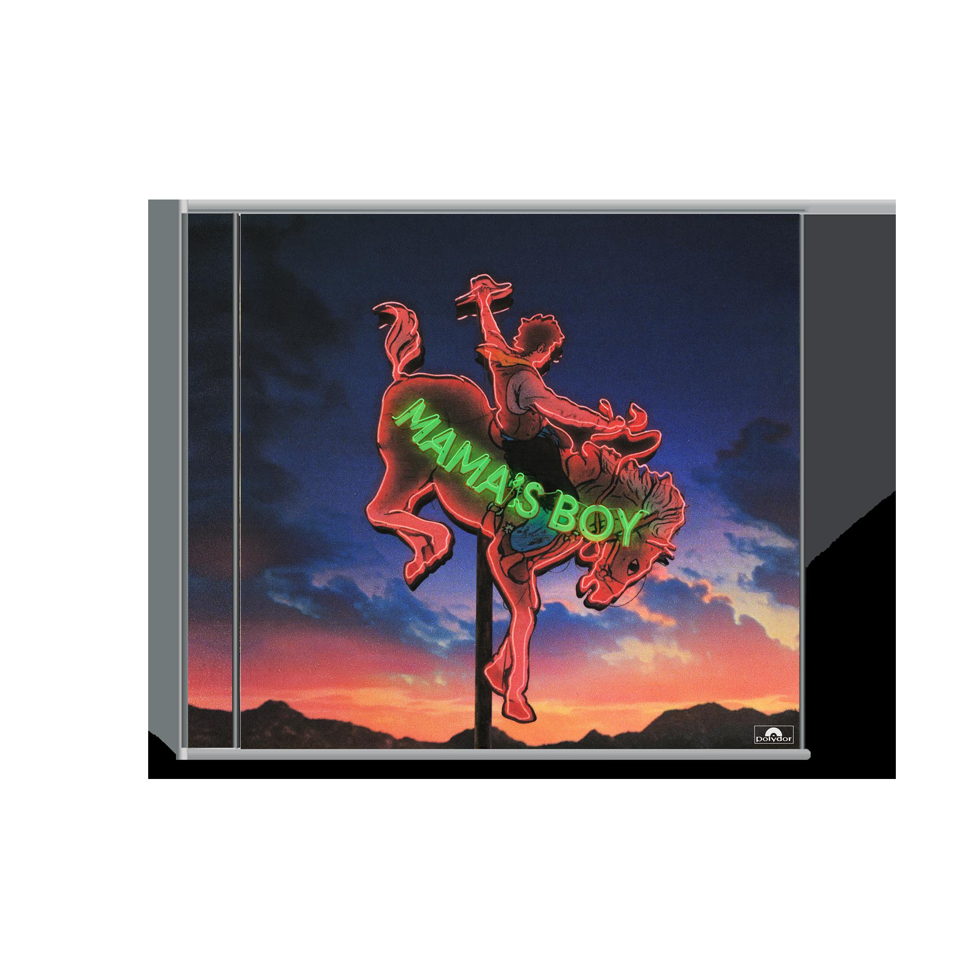 mama's boy (CD)
