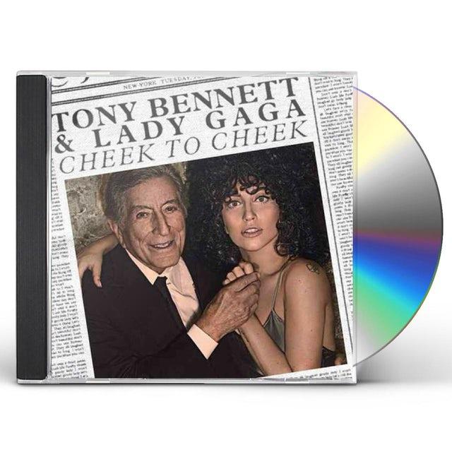 Cheek To Cheek (Standard CD)
