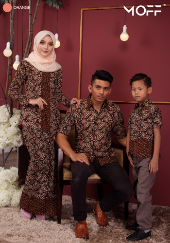 KEBAYA BATIK RATNA FUSHA - moff collection