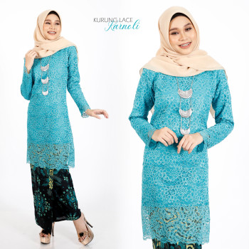 KURUNG KARNOLI ORANGE - moff collection