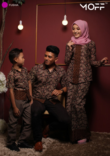KEBAYA RATNA OREN - moff collection
