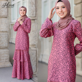 KURUNG JELEESA MINT - moff collection
