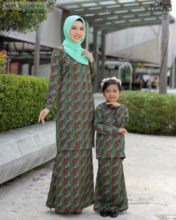 QAIRINA BUDAK MINT - moff collection