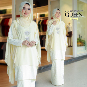 KURUNG QUEEN PURPLE - moff collection