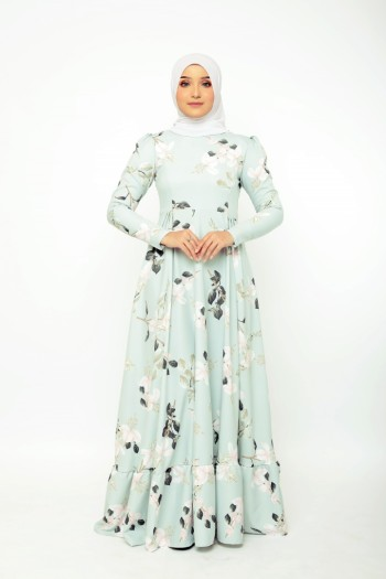 Galina In Pale Blue - moff collection