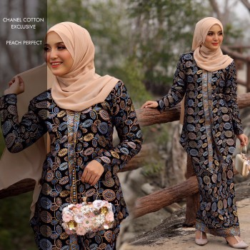 KEBAYA CHANEL COTTON MINT WIND - moff collection