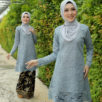 KURUNG KARNOLI DUSTY PINK - moff collection