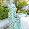 Qairina Kids In Mint - moff collection