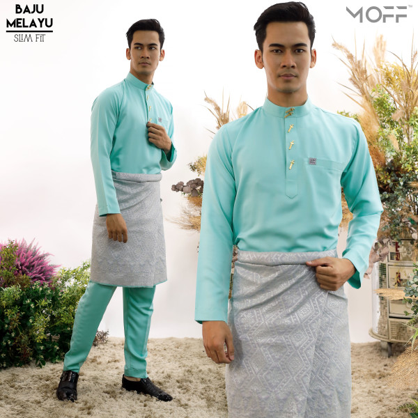 SLIM FIT MINT GREEN - moff collection