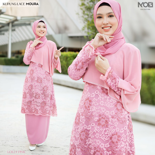 MOURA LOLLY PINK - moff collection