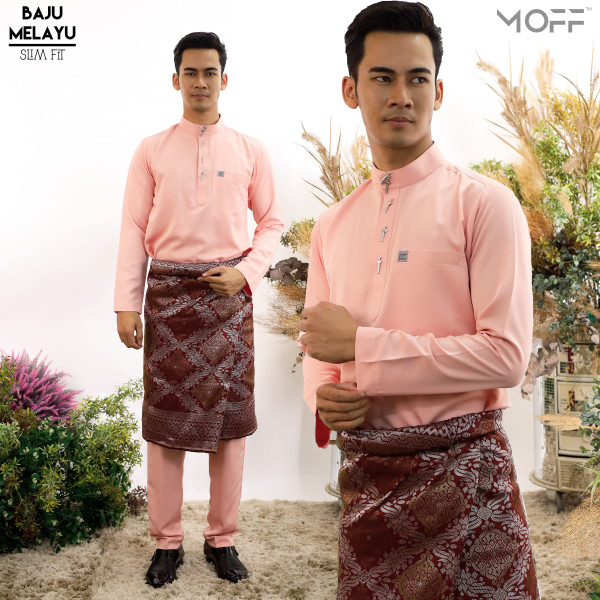 SLIM FIT PEACH - moff collection