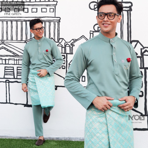 Bang Jago In Pine Green - moff collection