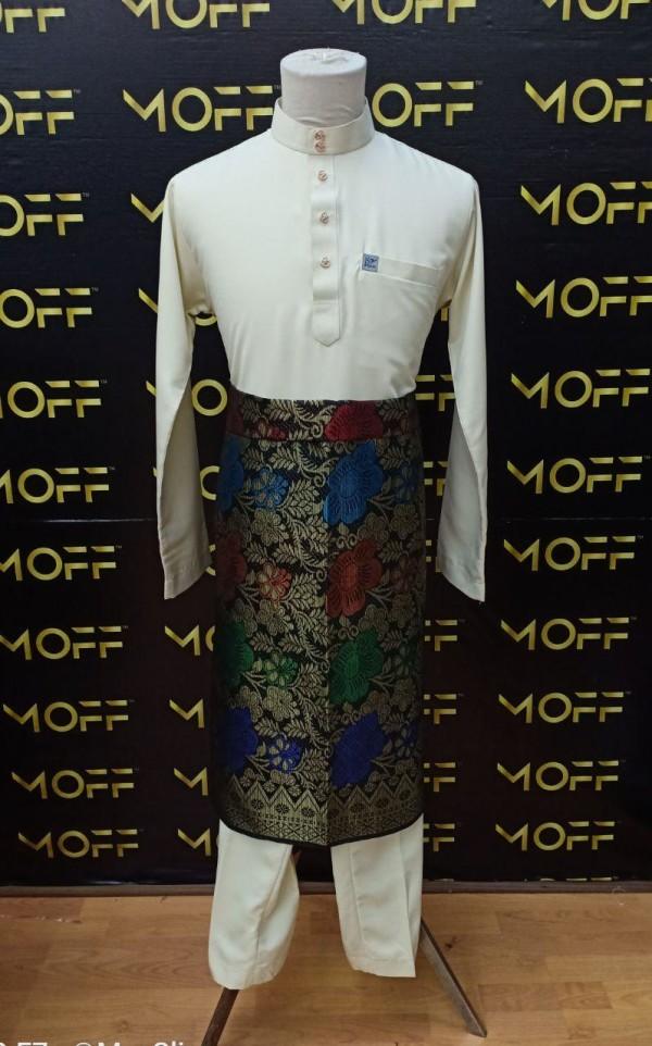 SLIM FIT CREAM - moff collection