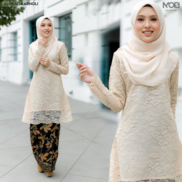 KURUNG KARNOLI MOCHA - moff collection