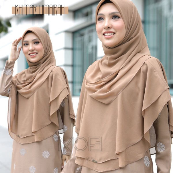 KHIMAR UMAIRA NUDE - moff collection