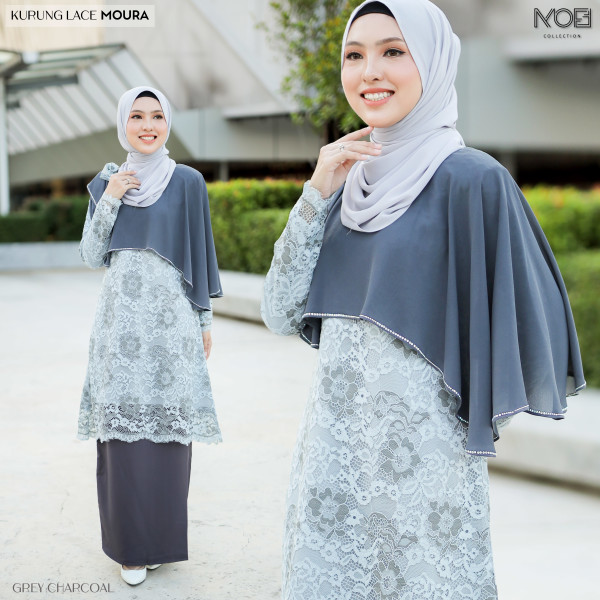 MOURA GREY CHARCOAL - moff collection