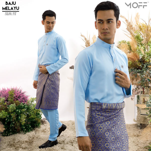 SLIM FIT BABY BLUE - moff collection