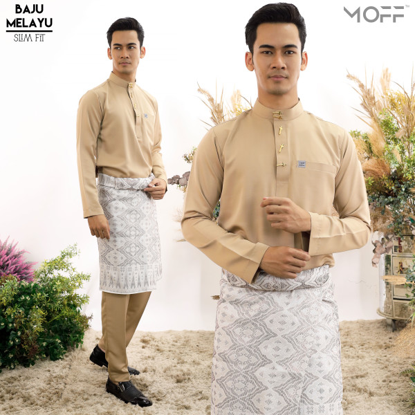 SLIM FIT NUDE - moff collection