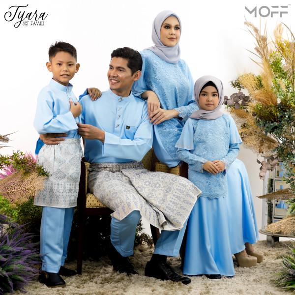 KURUNG TYARA BABY BLUE - moff collection