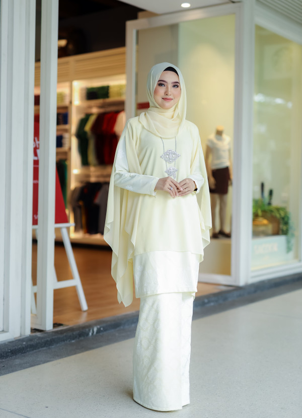 KURUNG QUEEN WHITE - moff collection