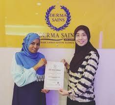 Beauty Training Certification - DERMASAINS