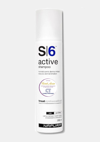 CityWellness - ACTIVE Shampoo - Dermal Irritant