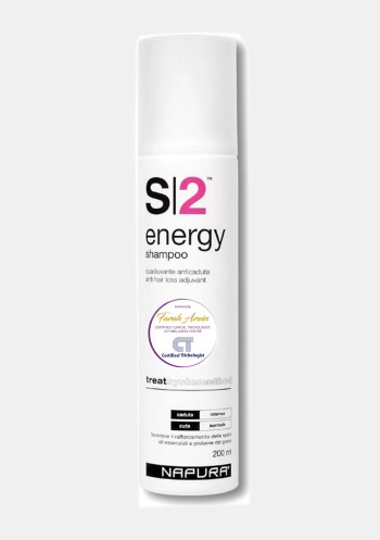 CityWellness - ENERGY Shampoo - Weak Hair