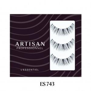Artisan Pro L'Essentiel 743 (Upper lashes) - ES 743 (Multipack)