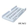 Artisan Pro Delicat 7472 - DE7472 (Lower Lashes) - Fristellea