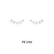 Artisan Pro Petite 1701 (Lower lashes) - PE1701 - Fristellea