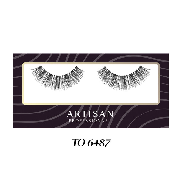 Artisan Pro Touche 6487 (Upper lashes) - TO 6487 - Fristellea