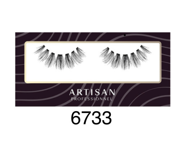 Artisan Pro - Touche 6733 3D lashes (Upper lashes) - Fristellea