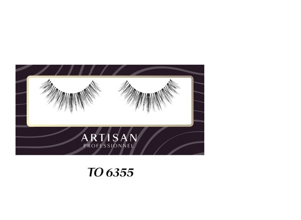 Artisan Pro Touche 6355 (Upper lashes) - TO 6355 - Fristellea