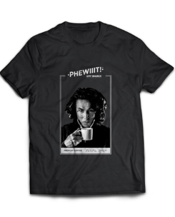 PINEAPPLE COFFEE T-SHIRT - AMY SEARCH GENERAL PRODUCTS CO
