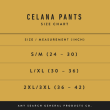CELANA - BLACK - AMY SEARCH GENERAL PRODUCTS CO