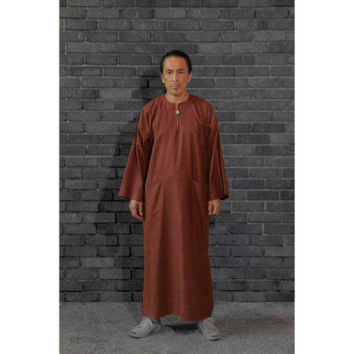 JUBAH ABDEL - MAROON - AMY SEARCH GENERAL PRODUCTS CO