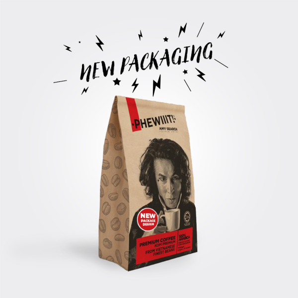 PREMIUM COFFEE - AMY SEARCH GENERAL PRODUCTS CO