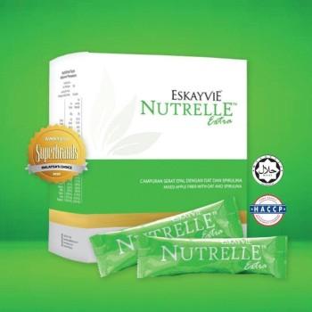 NUTRELLE EXTRA 20g X 20 SACHETS/BOX
