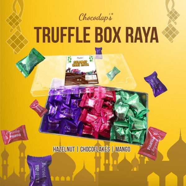 TRUFFLE BOX RAYA CHOCODAP (SABAH & SARAWAK ONLY) - COVSTORE