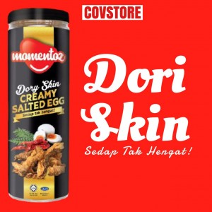 DORY SKIN CREAMY SALTED EGG 100G - COVSTORE