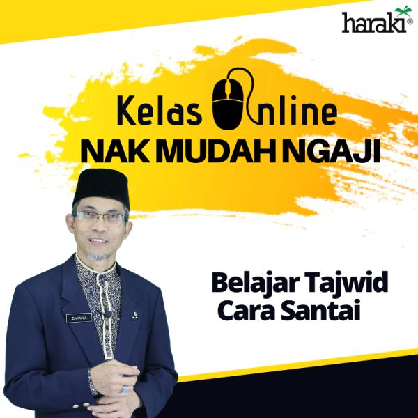 Kelas Online - Nak Mudah Ngaji (NMN) Batch 2 - USRAH HARAKI SDN BHD