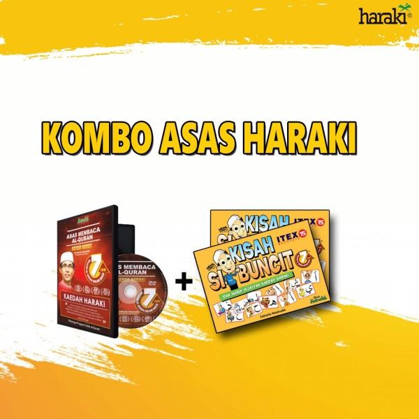 Kombo Asas Haraki - USRAH HARAKI SDN BHD