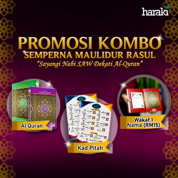 Kombo Maulidur Rasul - USRAH HARAKI SDN BHD