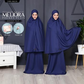 TELEKUNG MELIORA Pocket Plain - Midnight Blue