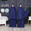 TELEKUNG MELIORA Pocket Plain - Midnight Blue - ZARA AWLIYA