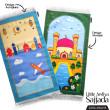 Little Awliya Sajjada (Free Bag) - ZARA AWLIYA