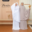 Telekung Madeline (New Collection 2021) - ZARA AWLIYA