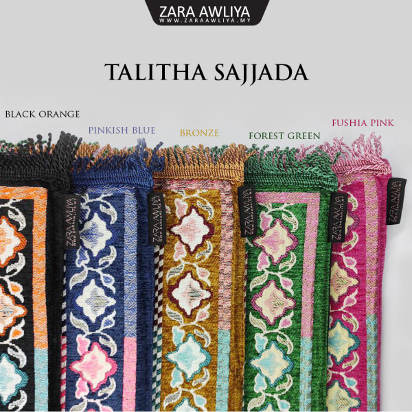 Sejadah Talitha - ZARA AWLIYA