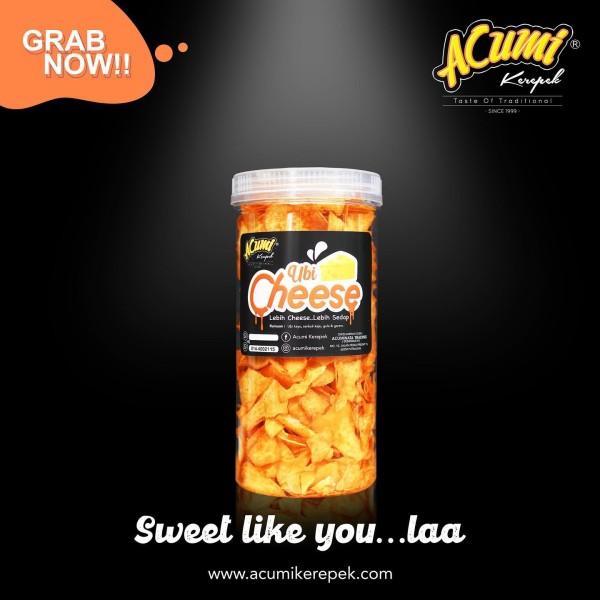 ACUMI UBI CHEESE - Acumi Kerepek